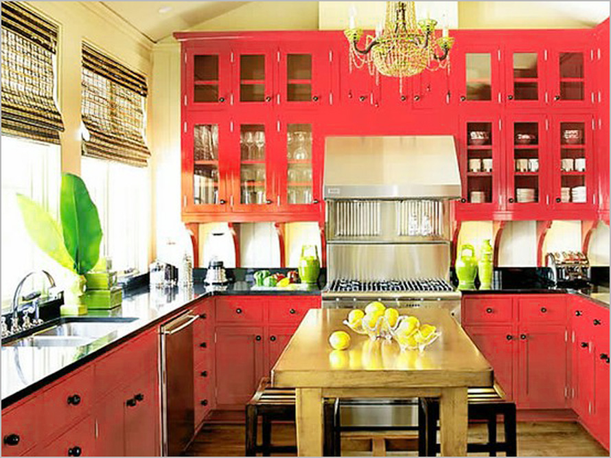 Colorful Latest Kitchen Designs Toronto Kitchen Designs